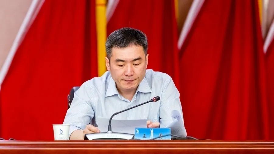 东龙集团副总经理王勇