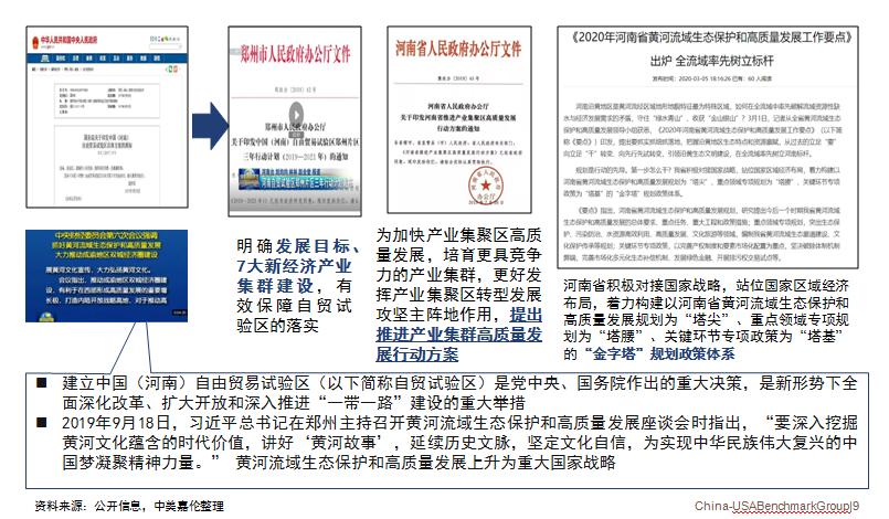 河南省国资政策梳理